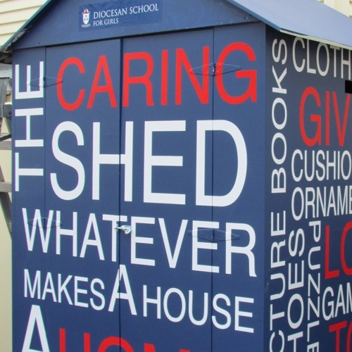 The evolution of the Caring Shed
