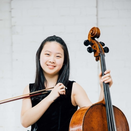 Julliard beckons for 12 year old Dio Cellist